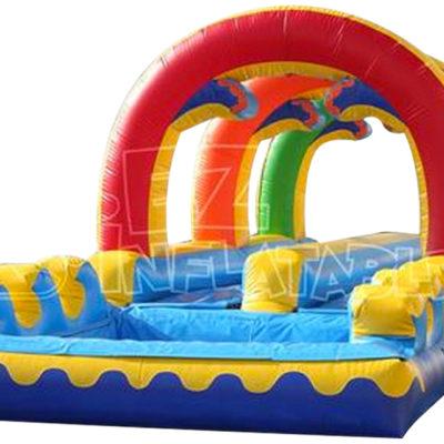 Dual Rainbow Slip 'N Slide