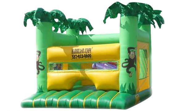 Jungle Jumper Fun Jump