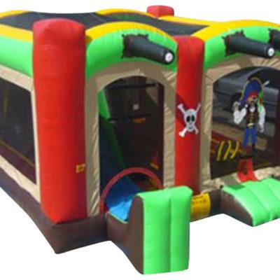 Pirate 5-in-1 Combo Fun Jump