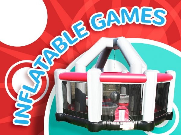 View Our Inflatable Games