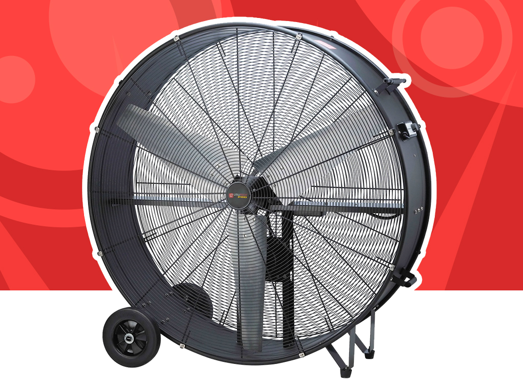 42″ High Velocity Fan