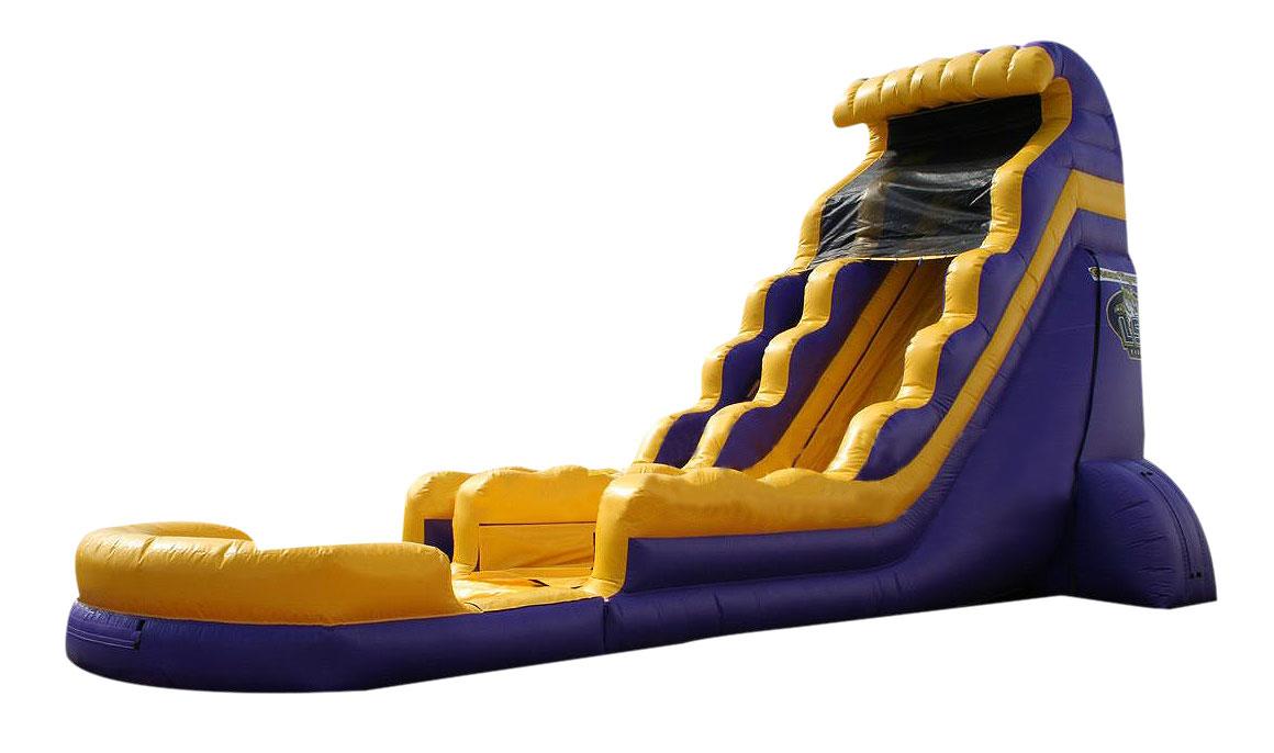18 ft LSU Wet or Dry Slide